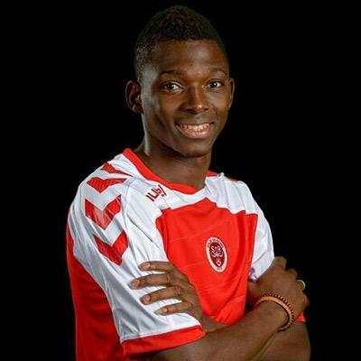 Hamari Traoré joueurs formés par académie JMG du Mali